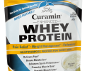 Curamin Enhanced Whey Protein for Pain Relief