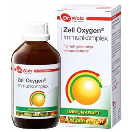 Zell-Oxygen-Immunkomplex