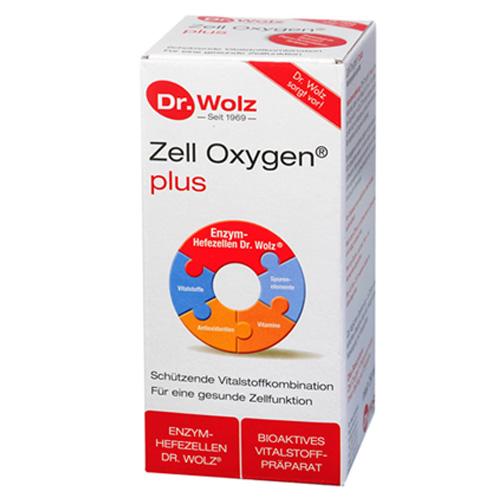 Zell-Oxyger-Plus-enzym