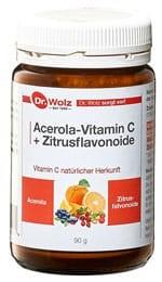 Acerola Witamina C + Flawonoidy Cytrynowe