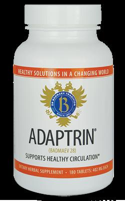 Adaptrin bottle
