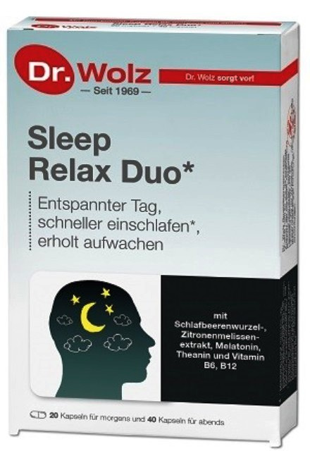Dr. Wolz. Sleep Relax Duo